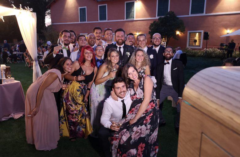 Photo Booth - Selfie Box Roma